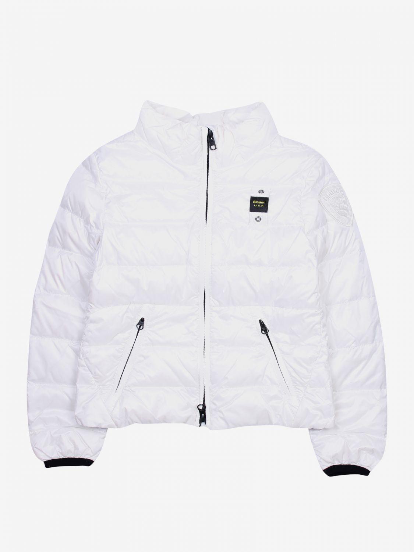 外套 儿童 Blauer 白色 1
