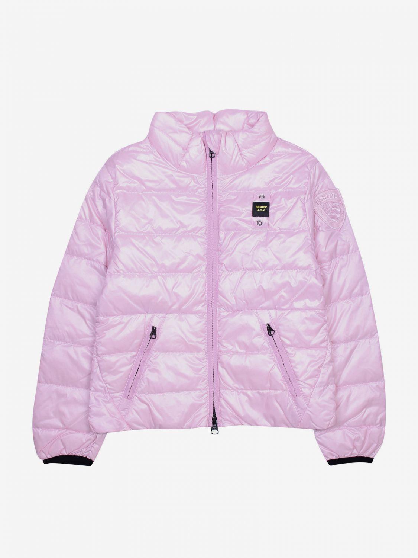 外套 儿童 Blauer 粉色 1