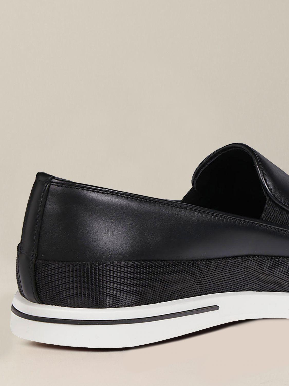 Loafers men Prada black 4