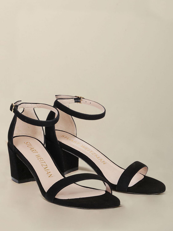Chaussures à talons Stuart Weitzman: Chaussures à talons femme Stuart Weitzman noir 2