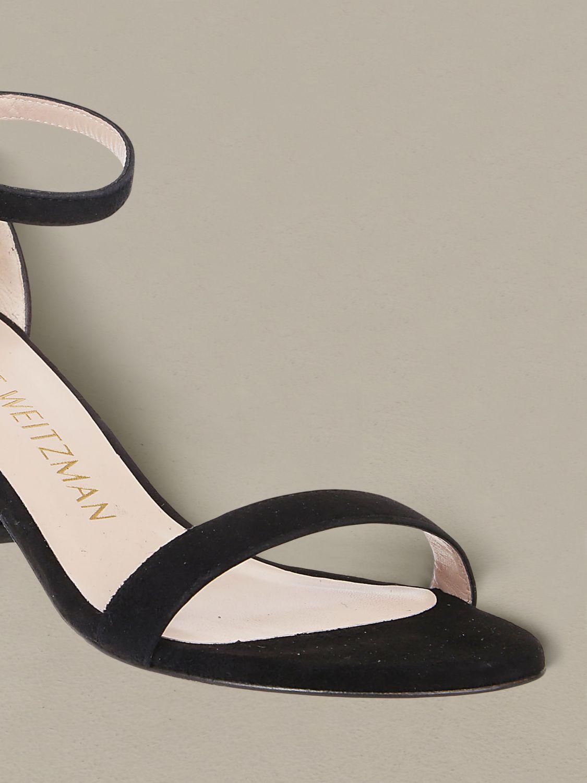 Chaussures à talons Stuart Weitzman: Chaussures à talons femme Stuart Weitzman noir 3