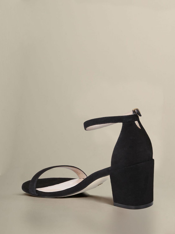 Chaussures à talons Stuart Weitzman: Chaussures à talons femme Stuart Weitzman noir 4