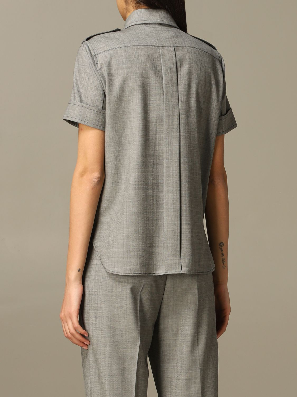 Рубашка Женское Max Mara серый 3