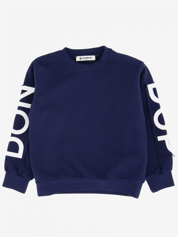 Maglia Dondup: Maglia Dondup a girocollo blue 1