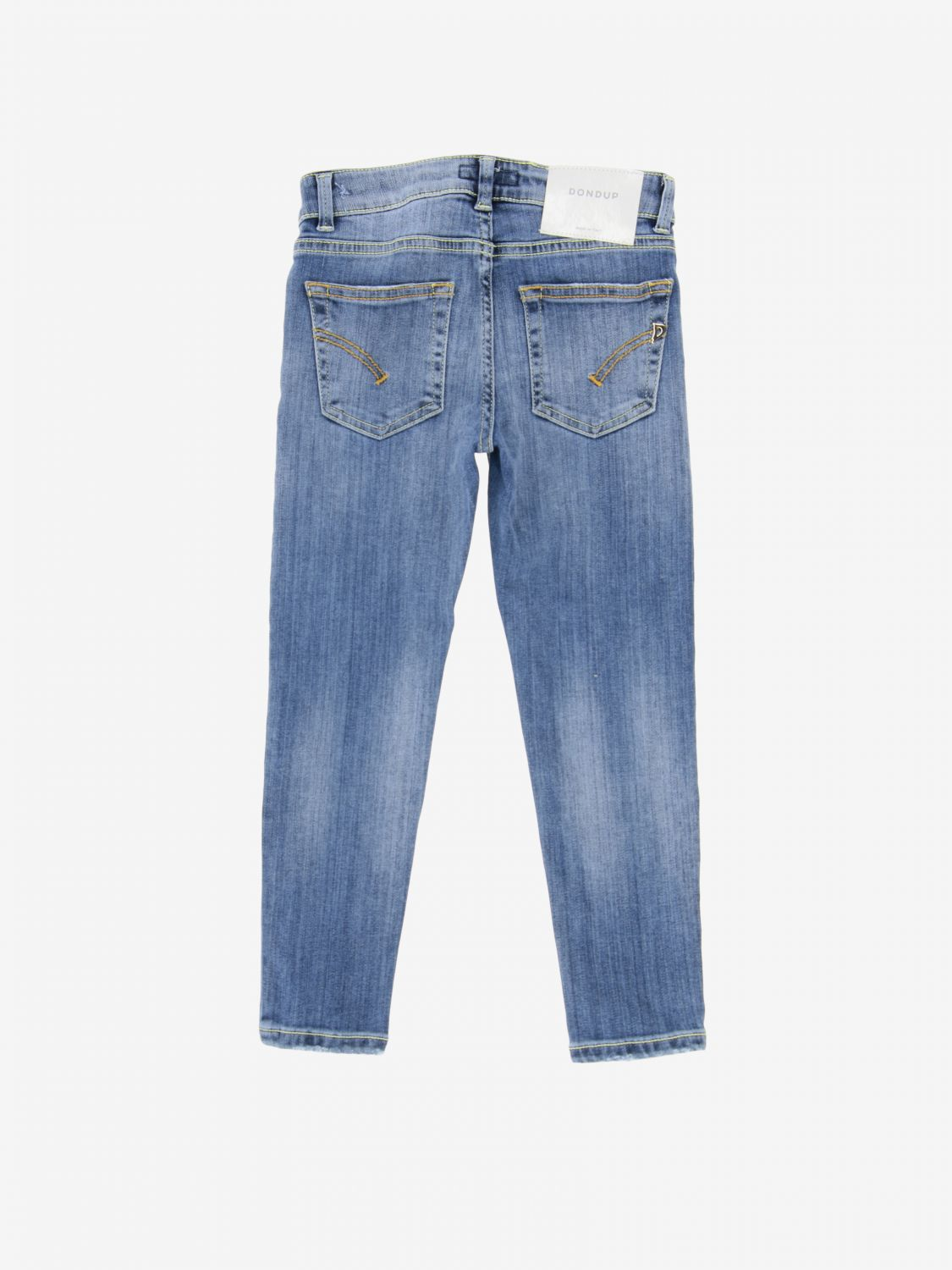 Pantalone Dondup: Jeans Dondup con rotture denim 2