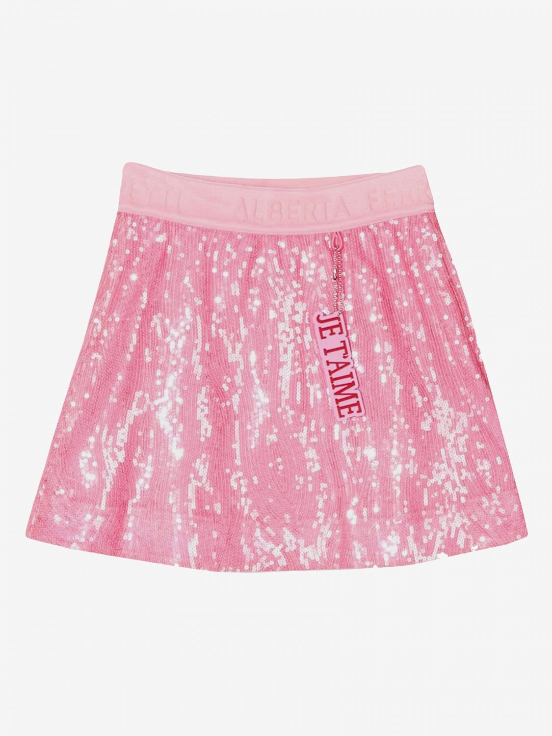 Skirt Alberta Ferretti Junior: Skirt kids Alberta Ferretti Junior pink 1