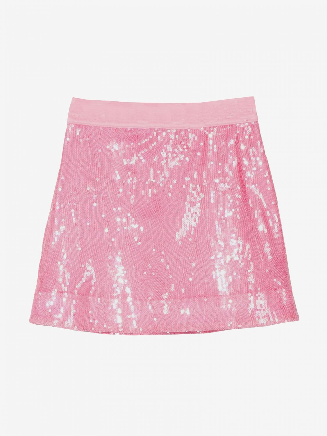 Skirt Alberta Ferretti Junior: Skirt kids Alberta Ferretti Junior pink 2