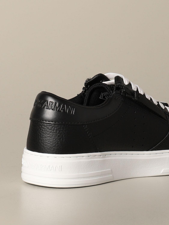 Sneakers Emporio Armani: Sneakers herren Emporio Armani schwarz 3