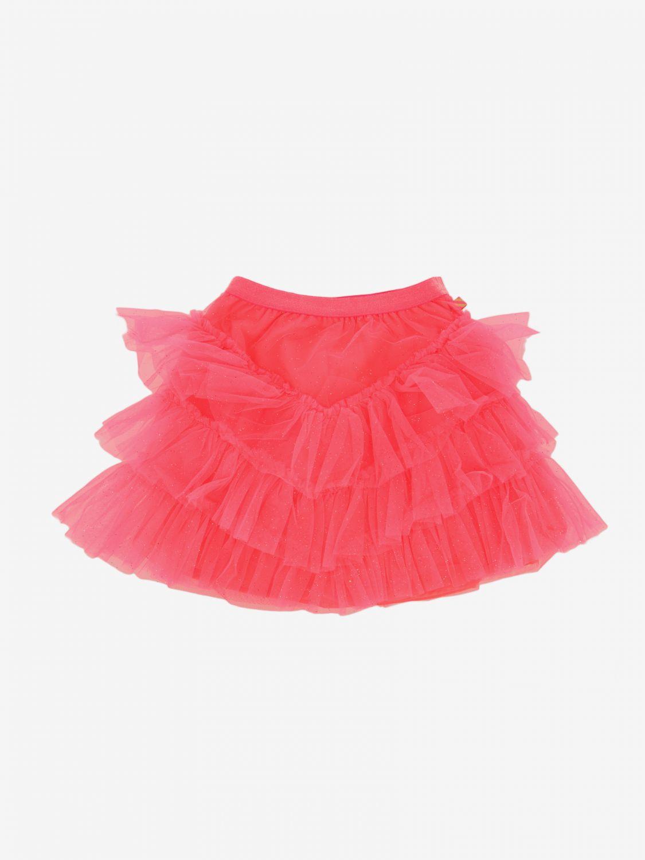 Skirt kids Billieblush pink 1
