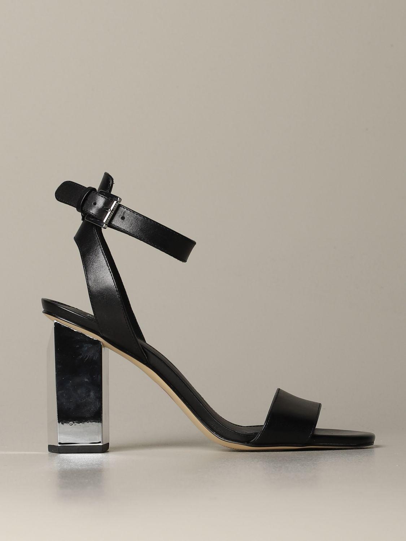 Heeled sandals women Michael Michael Kors black 1