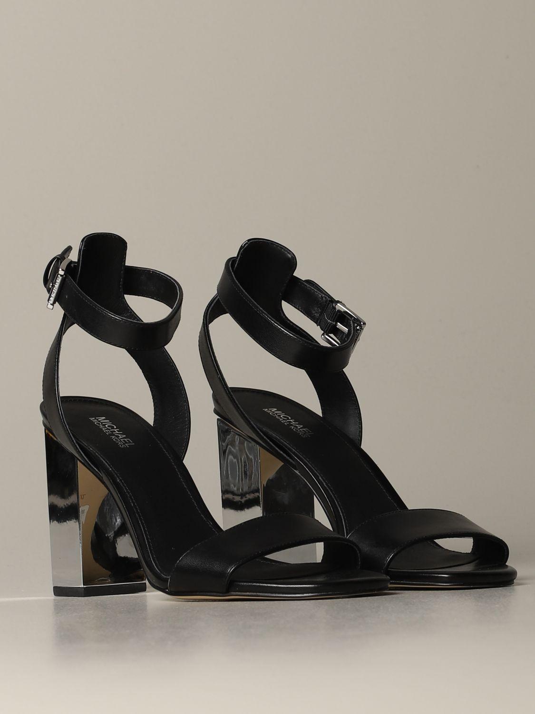 Heeled sandals women Michael Michael Kors black 2
