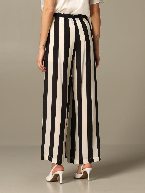 Trousers Alysi: Trousers women Alysi milk 2