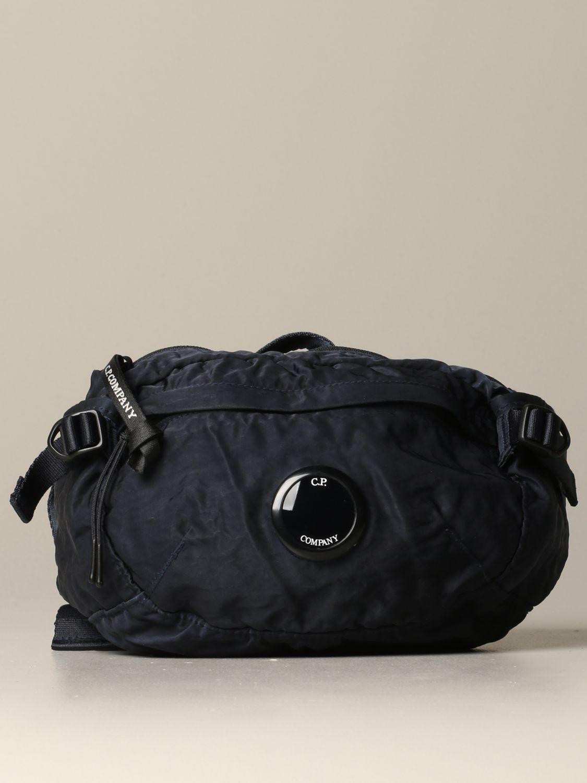Bags men C.p. Company blue 1