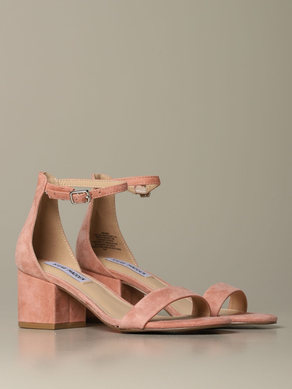 Heeled sandals women Steve Madden pink 2