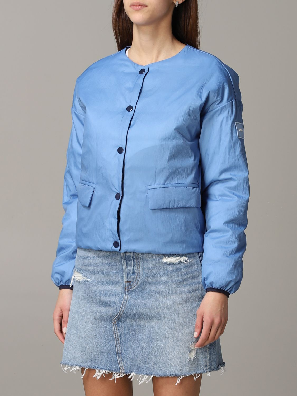 Chaqueta mujer Oof Wear azul oscuro 4
