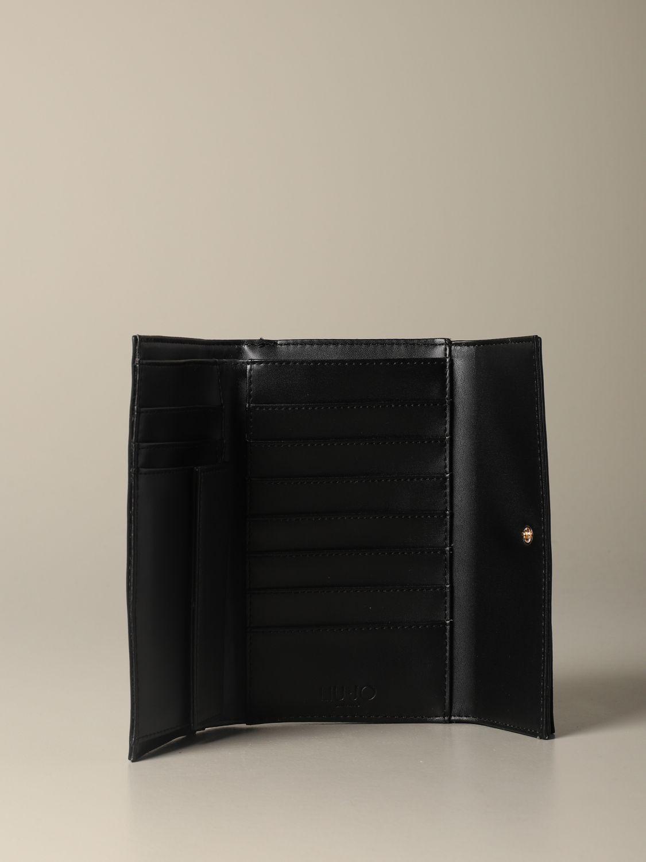 Wallet women Liu Jo black 2