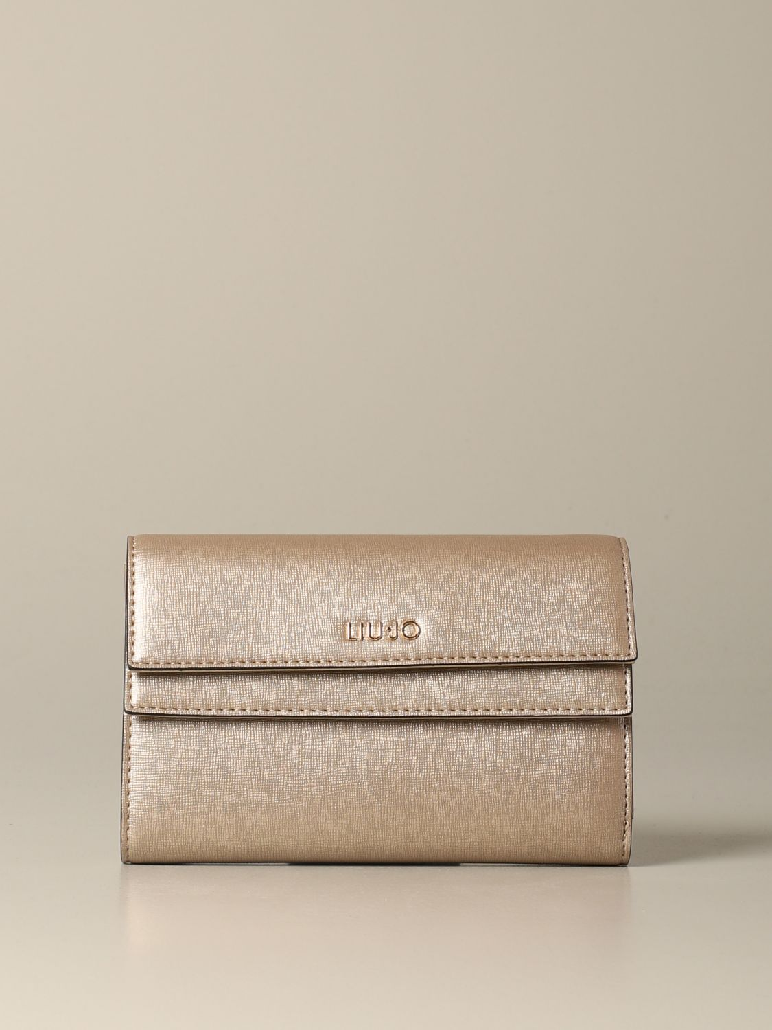 Wallet women Liu Jo gold 1