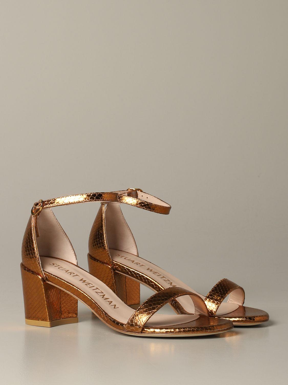 Chaussures à talons Stuart Weitzman: Chaussures femme Stuart Weitzman bronze 2