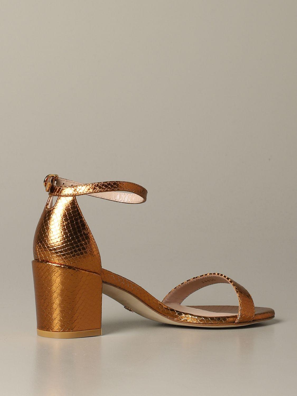 Chaussures à talons Stuart Weitzman: Chaussures femme Stuart Weitzman bronze 3