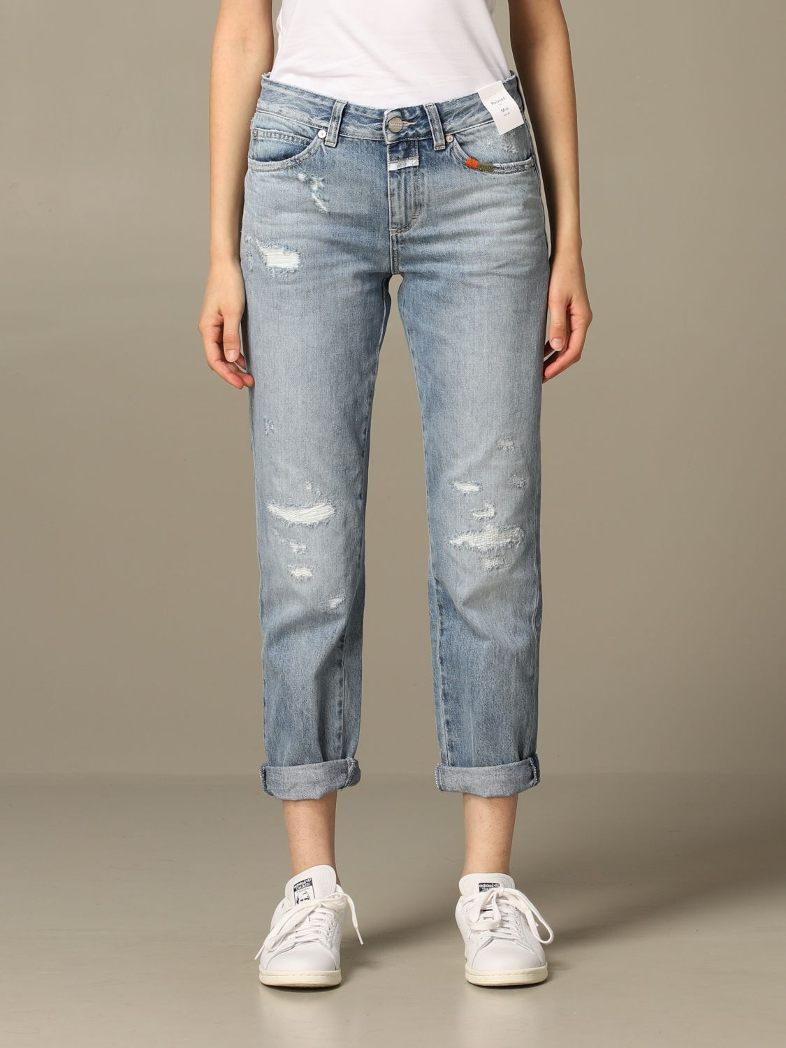 Jeans Closed: Jeans women Closed blue 1