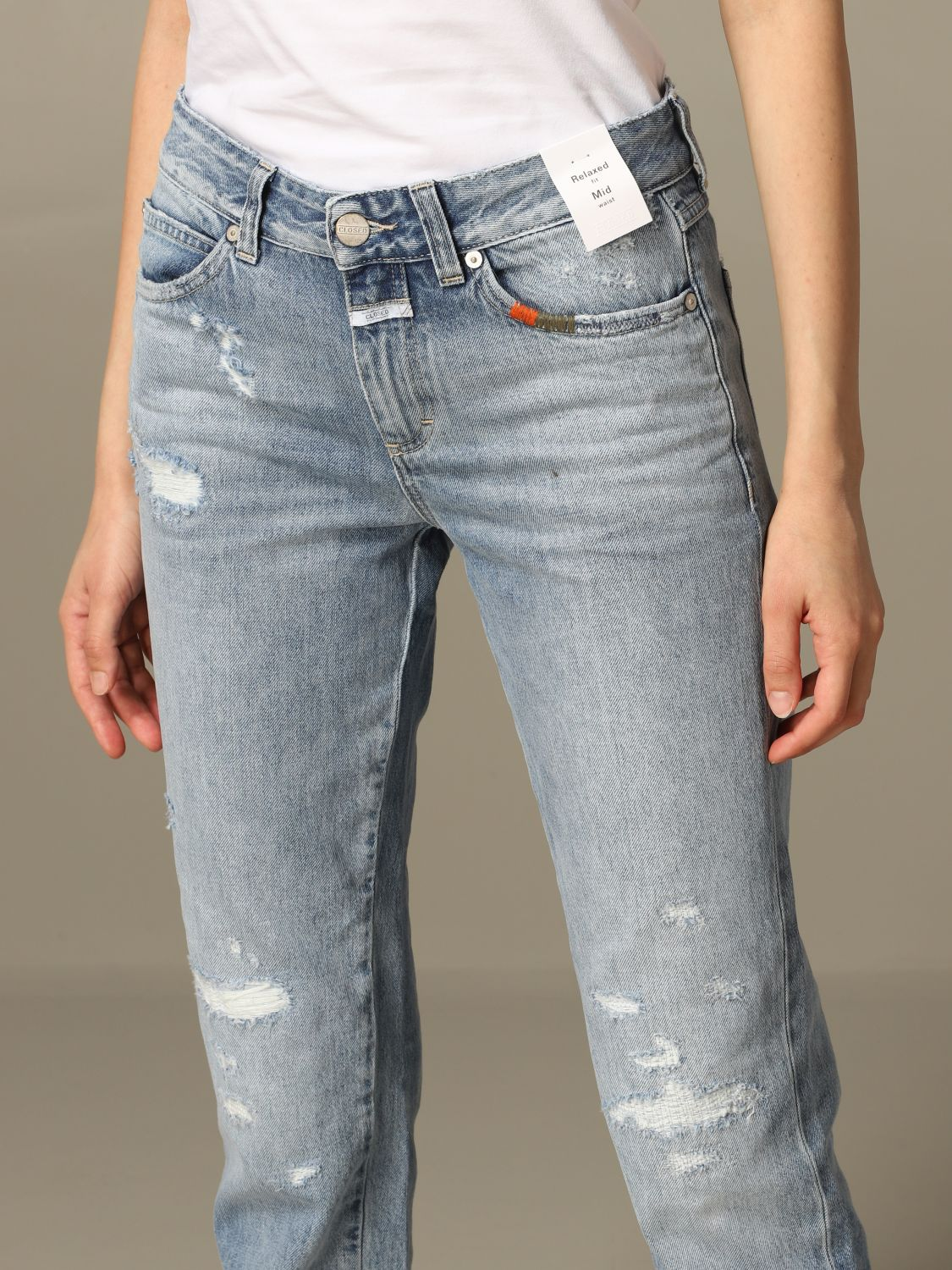Jeans Closed: Jeans women Closed blue 3