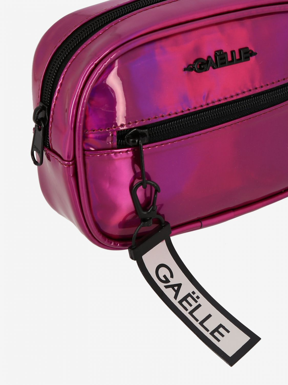 迷你包 儿童 Gaelle Bonheur 紫色 3