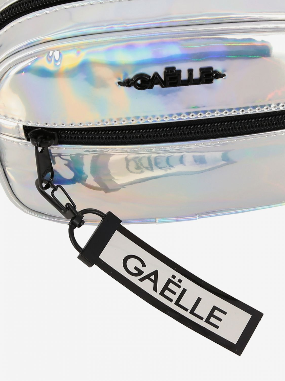 迷你包 儿童 Gaelle Bonheur 银色 3