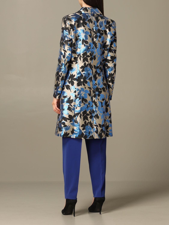 Coat Boutique Moschino: Coat women Boutique Moschino multicolor 2