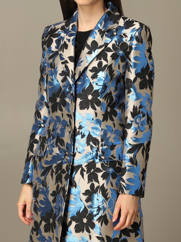 Coat Boutique Moschino: Coat women Boutique Moschino multicolor 3