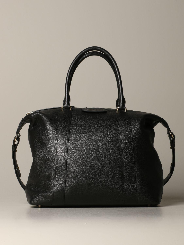 Shoulder bag women Lancaster Paris black 1