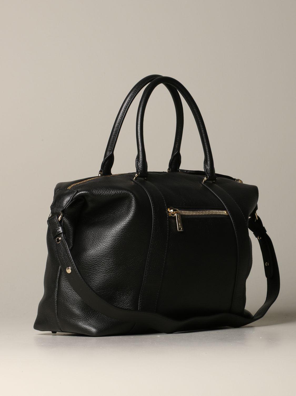 Shoulder bag women Lancaster Paris black 2