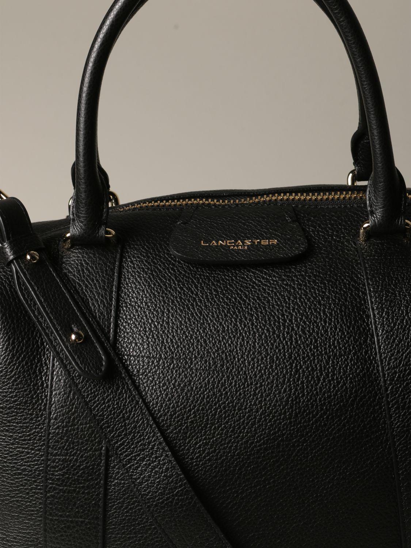 Shoulder bag women Lancaster Paris black 3