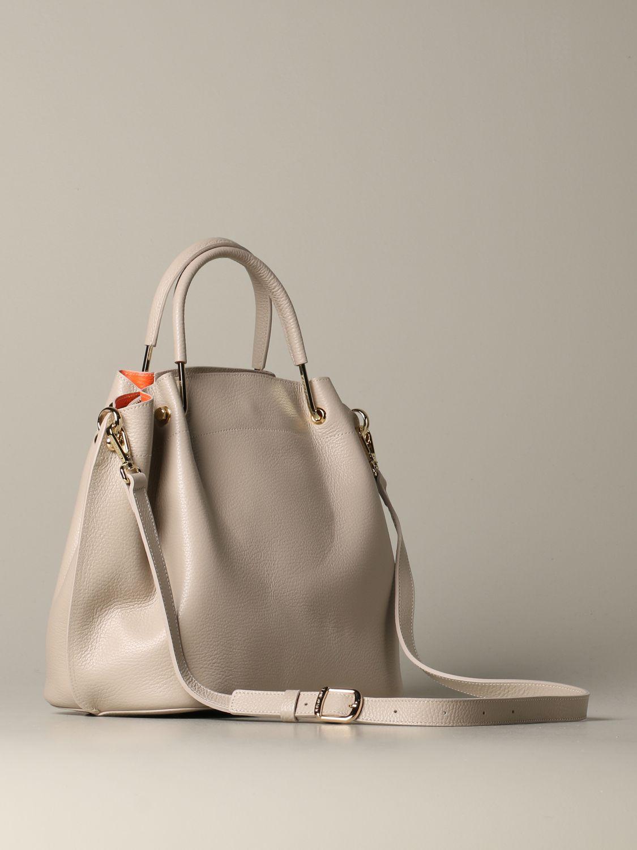 Shoulder bag women Lancaster Paris beige 2