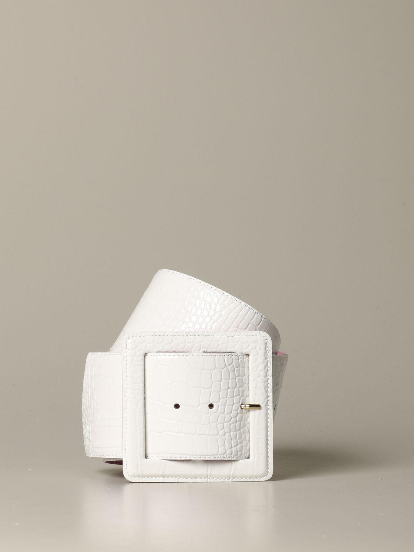 Belt women Essentiel Antwerp white 1