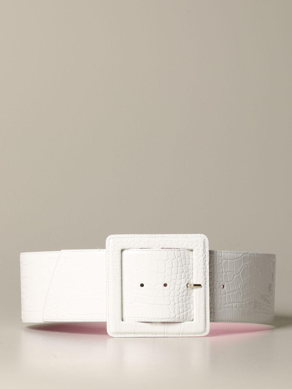 Belt women Essentiel Antwerp white 2