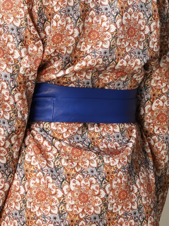 Belt women Federica Tosi blue 2