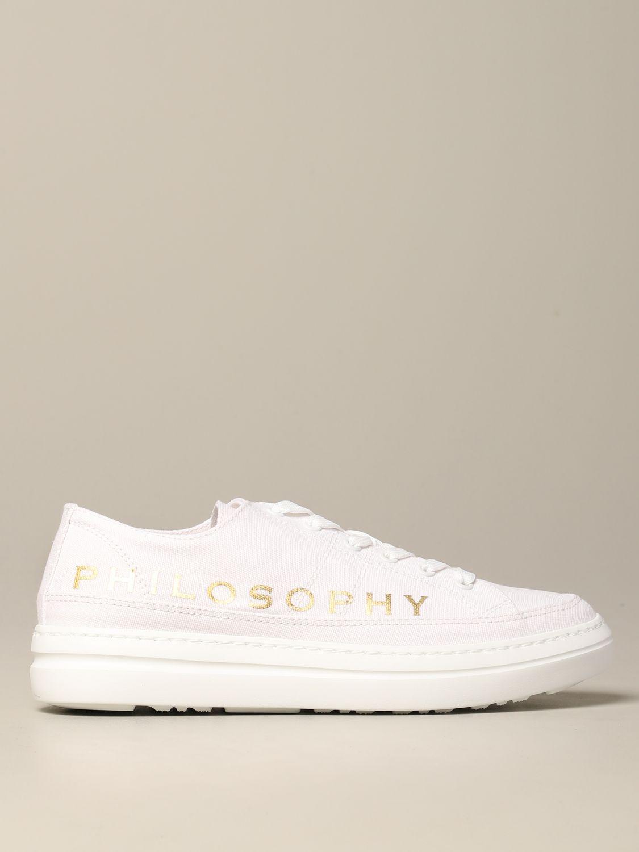Спортивная обувь Женское Philosophy Di Lorenzo Serafini белый 1