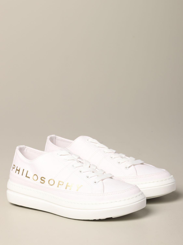 Спортивная обувь Женское Philosophy Di Lorenzo Serafini белый 2