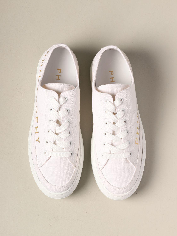 Спортивная обувь Женское Philosophy Di Lorenzo Serafini белый 3