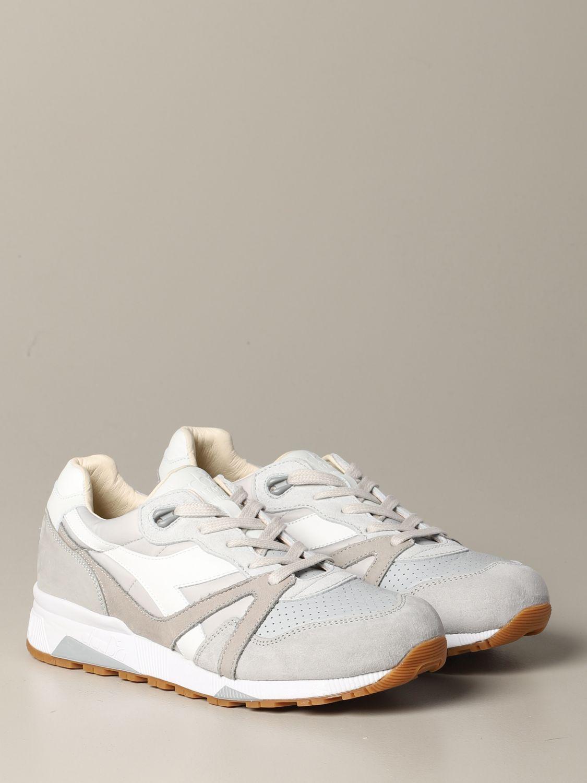 Sneakers Diadora Heritage: Sneakers men Diadora Heritage grey 2