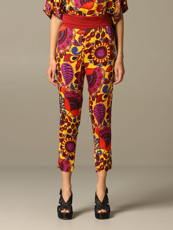 Pantalone Manila Grace a fantasia fa01 1