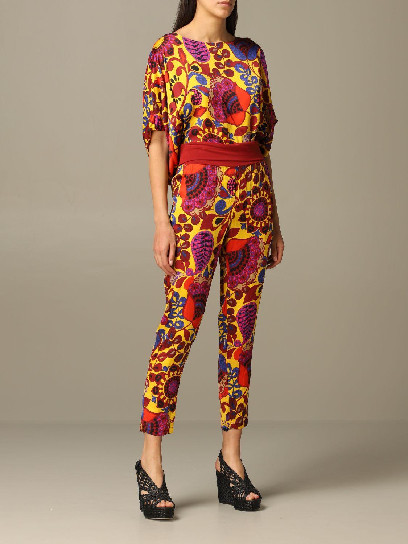 Pantalone Manila Grace a fantasia fa01 2