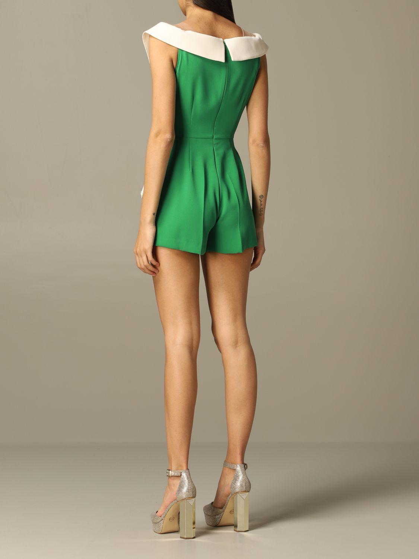 Jumpsuits Elisabetta Franchi: Jumpsuits women Elisabetta Franchi mint 2