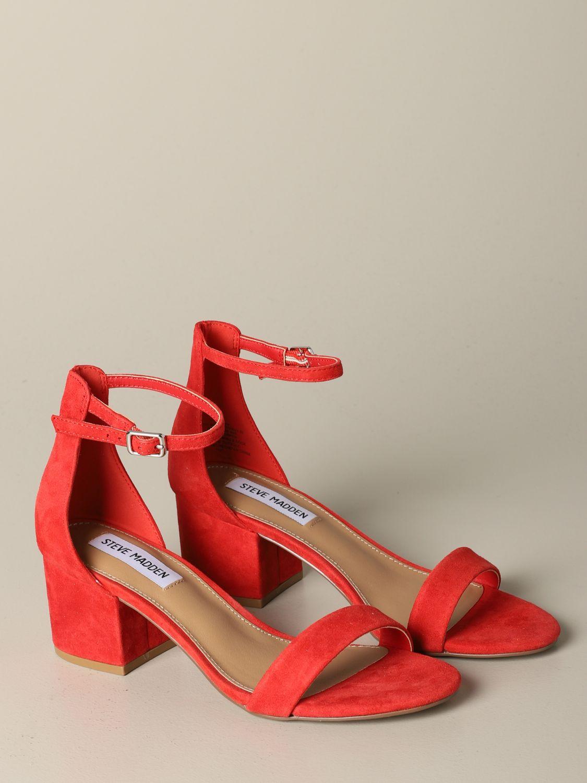鞋 女士 Steve Madden 红色 2