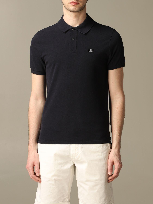T-shirt C.p. Company: T-shirt men C.p. Company olive 1