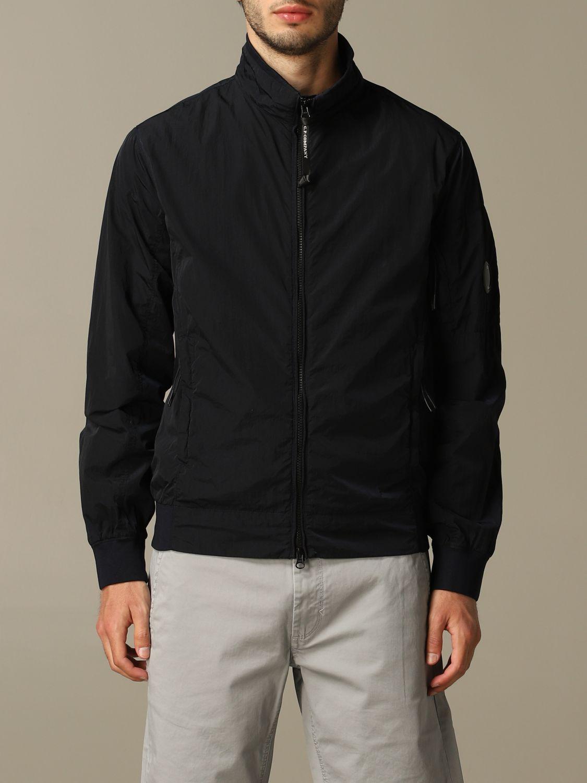 Coat C.p. Company: Coat men C.p. Company blue 1 1