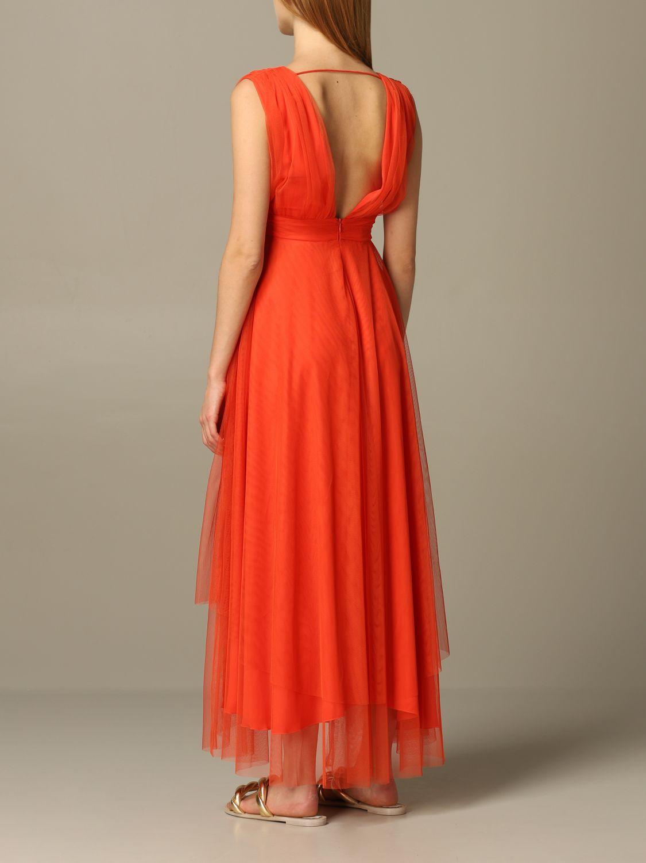 Kleid Liu Jo: Kleid damen Liu Jo korall 2