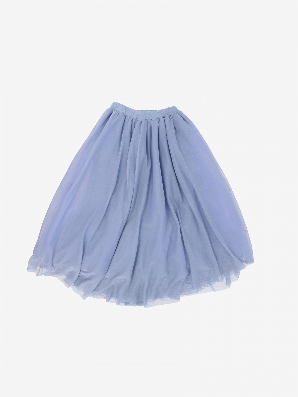 Skirt kids Twin Set blue 1