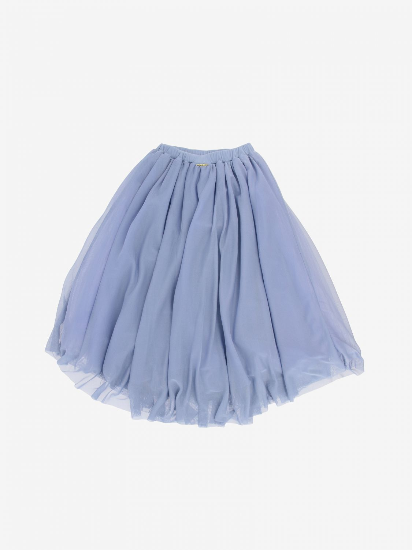 Skirt kids Twin Set blue 2