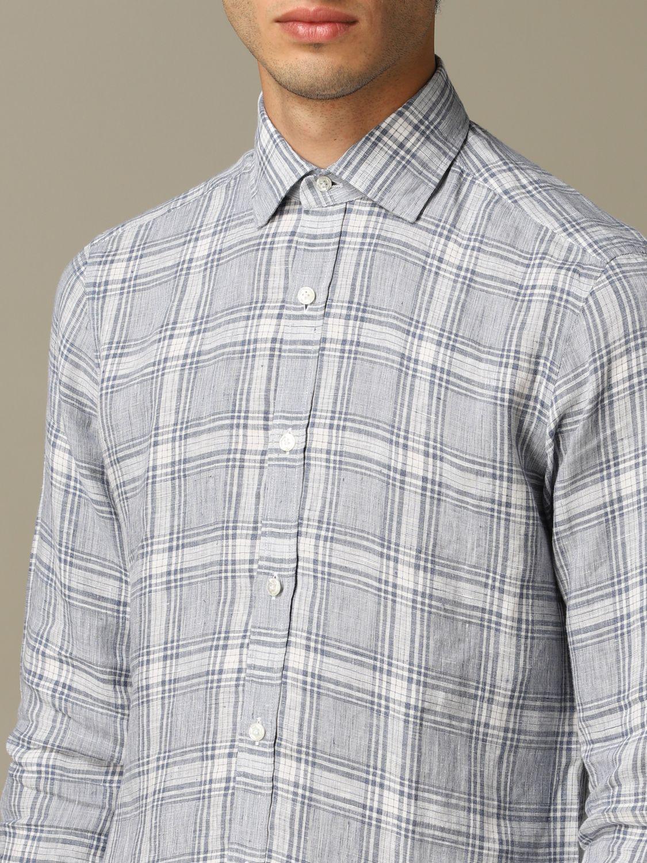 Рубашка Dandy Life: Рубашка Мужское Dandy Life небесно-голубой 3